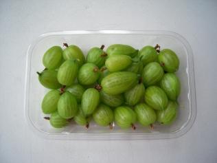 Gooseberries 250gr